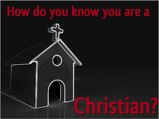 How do you know you are dating christian