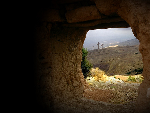 Resurrection Empty Tomb Jesus