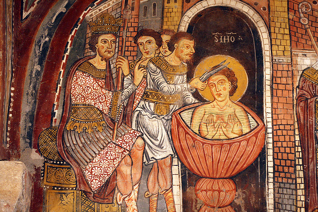 Persecution of St John