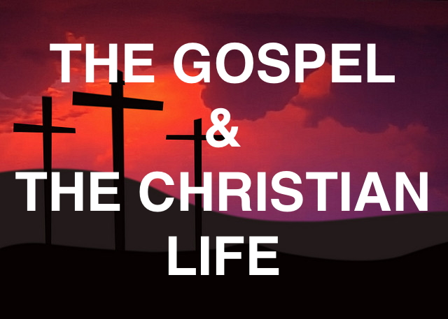 The Gospel and the Christian Life