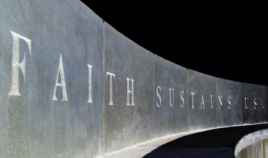 Faith Sustains Us